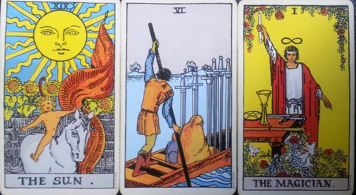 fate destiny tarot cards