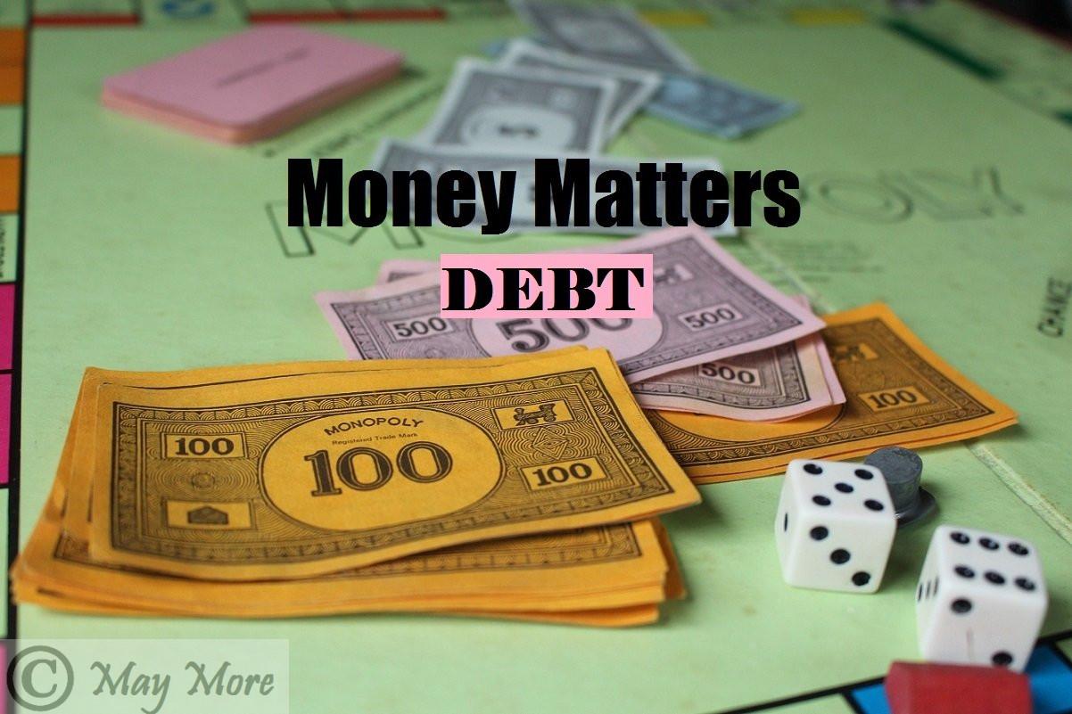 money debt monopoly