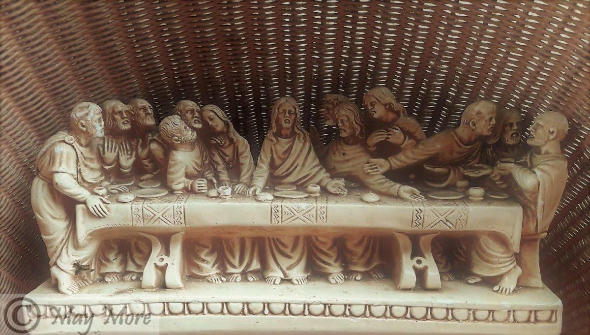 Last Supper - Jesus - The word